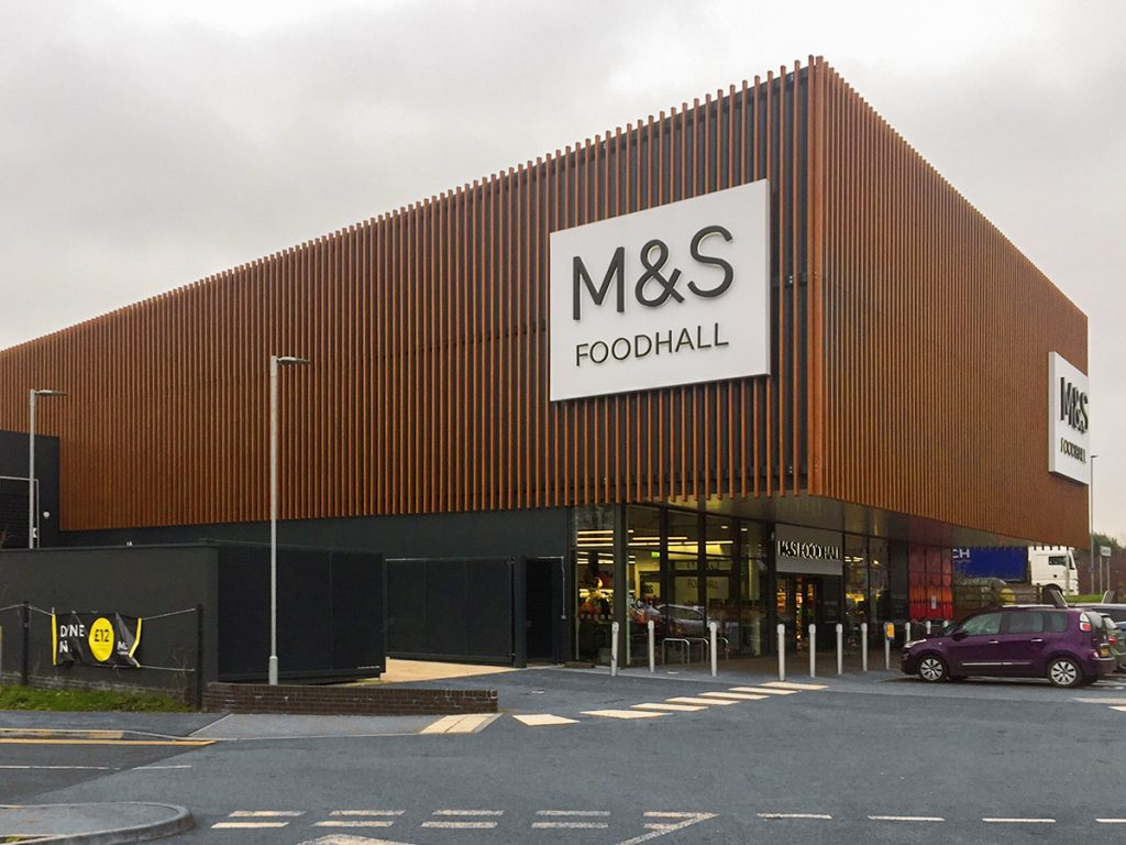 Marks and Spencer Food Hall